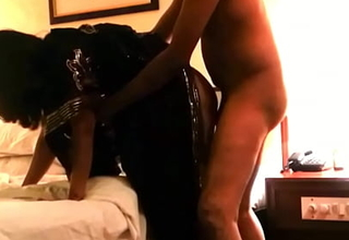 Indian Bhabi lifts Sari to acquire Wet crack eaten Sucks me Doggied Ass fucking and rides me to her Moaning Orgasm