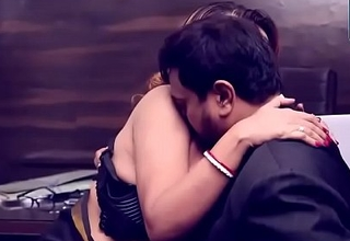 Desi Married Bhabhi Sex with Boss in Office sex Scene