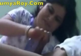 Mature Kolkata Escort Little one Likes To Jerk off and Suck Dick - SoumyaRoyXXX flick porn