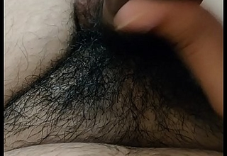 Juicy Cum: Amateur Indian bloke masturbates on cam (Only for females)