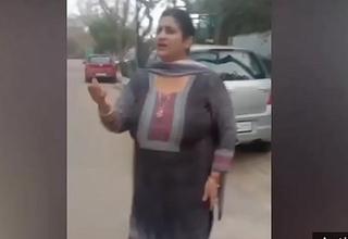 Desi aunty big tits