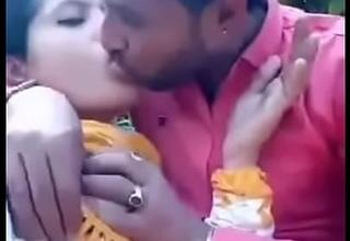 Desi couple fuck in outdoor hindi talk