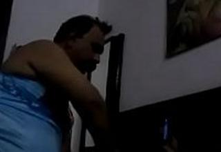 Indian daddy having fun adjacent to hijda