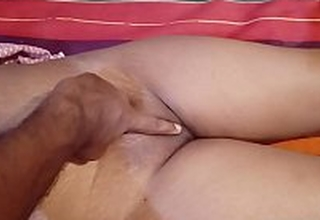 Slutty young indian bitch prefers show her sexy flock