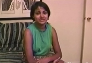 Indian amateur thither vintage porno sucks cock