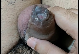 Succulent Cum: Amateur Indian sponger carrying-on in all directions coition preferred (Only of females)