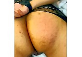 Arrested MOTION ASS SPANKING PUNISHMENT FOR INDIAN GIRLFRIEND IN FISHNETS WITH HANDS TIED UP BEHIND FOR CHEATING TILL ASS IS COVERED WITH RED MARKS