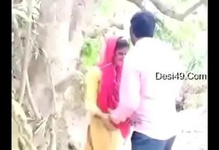 village mom fuck at open-air