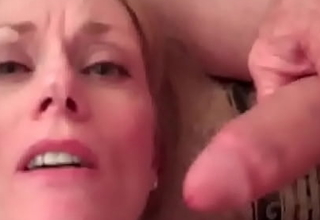 Amateur  GILF Has All Chum around with annoy Sex Skills