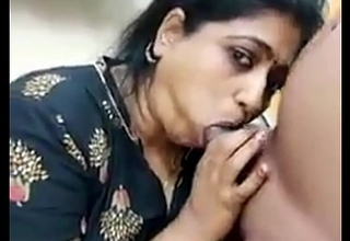 Desi Couple Having Intercourse with an increment of BJ ultimate