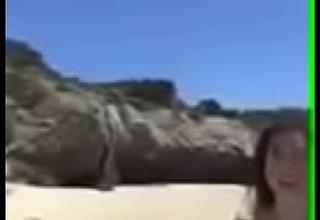 Naked Teens On The Beach