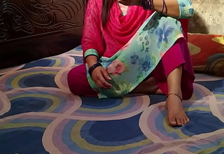 Indian Maid fucking a virgin brat secretly
