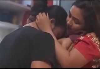 Desi Bhabhi Fucked In kitchen with devar