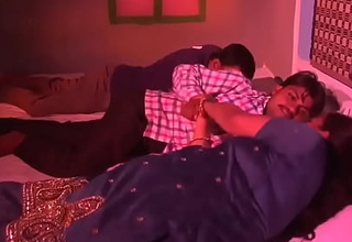 Husband lets her friend fuck his spliced presently she slept - Indian cuckold fantasy