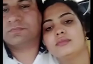 Indian couple sex in car with clean hindi audio