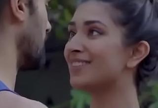 Hot Indian Yoga Omnibus Kissing