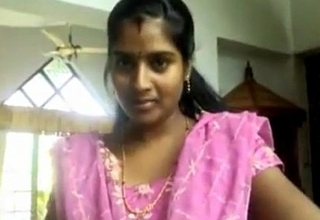 hot tamil aunty coition with young boy collaborate