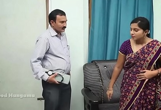 INDIAN HOUSEWIFE Permit DOCTOR