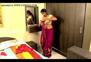 swathi Naidu dressing - undressing - 01