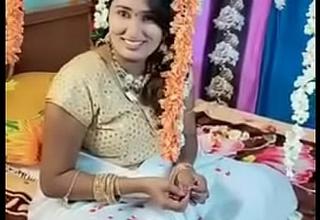 Hot Swathi naidu romantic and sexy roguish night short film making part-8
