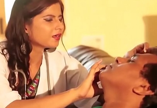 INDIAN LADY DOCTOR Tempts OLD MAN