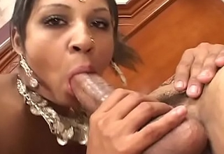Indian Dipti gets her pussy creamed