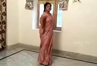 Telugu lanja dance with sexy body