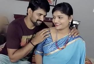 Aunty romance with BoyFriend