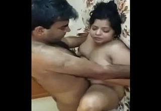 Desi Wife Fucked At the end of one's tether Husband