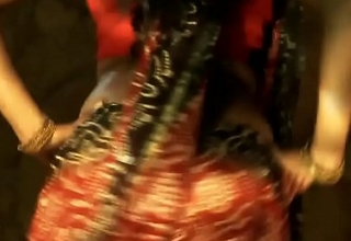Eastern Indian Dancer Exposed