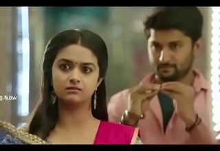 Keerthi Suresh Sexy deleted Scene