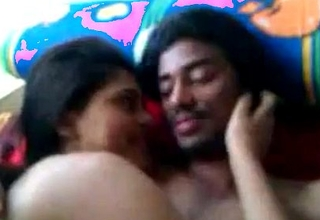 Rana &amp_ Sristi Doing Coitus