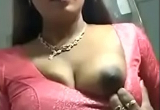 swathi naidu boobs show clear nip visible