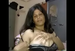 Karala Muslim Aunty Unquestionable Porn Boob tube Produces &amp_ Sells Online 023
