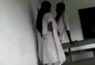 Tamil school lad with gf