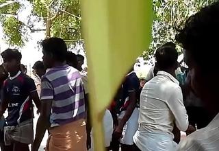 Tamil hot village boys lungi underwear kuthu dance