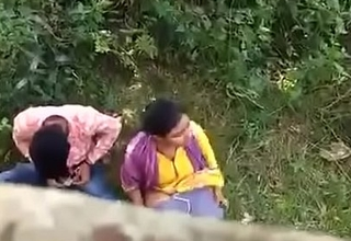 Indian couple caught on hidden camera
