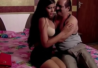 Indian old man sexual connection romance with teen sexi main