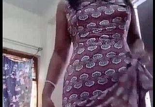 Desi indian college cheating sexually excited white cheating BBC floozy disrobe far nature's garb online - f...
