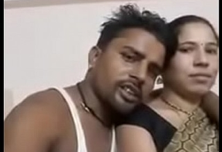 Pressing desi aunty big boobes