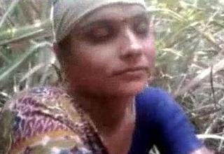 Desi village aunty procurement fucked outdoor