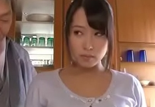 Japanese litt'rateur fucking her little one foreign back allied to slave - AmJerking.com