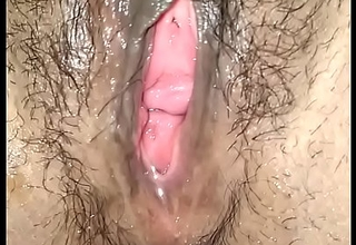 Juvenile squirting and driping  Desi Pussy fingered nicely before fucked.