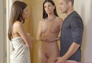 Step-mom india summer in violation with puberty steady old-fashioned