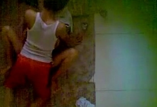 Indian Indonesia Hot little Couple sex secretly at bedroom - Wowmoyback