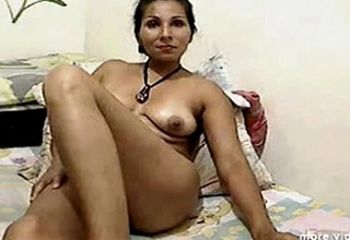 Aunty Mumbai Hot bhabi caught Private webcam chat 2 - indiansexygfs.com