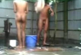 bangladeshi  Fucking  Outdoor Bath -sex india