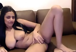 Mix Indian chick live porn with great company