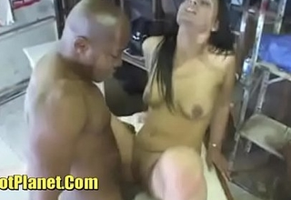 Indian Thot Anal and Facial