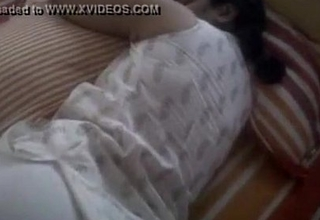 big ass indian wife sleeping in tight leggings clear butt show